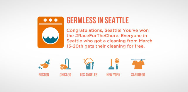 Germless in Seattle